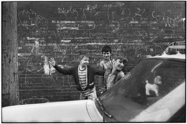 , 'Three Juveniles, Montreal, Canada,' 1964, Holden Luntz Gallery