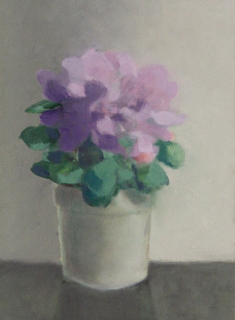 , 'Flower #5 (Purple Flower),' 2010, Fountain Street