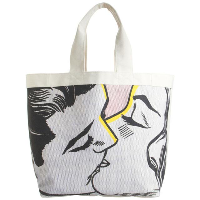 Roy Lichtenstein, 'KISS IV Tote Bag', 2015, Artware Editions