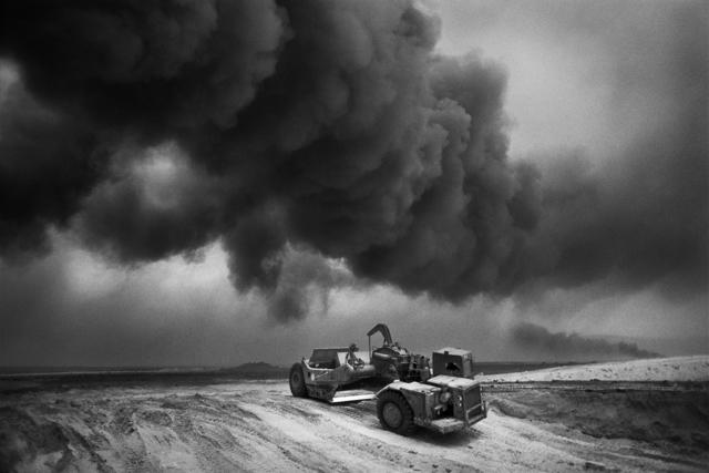 , 'Kuwait,' 1991, Robert Klein Gallery