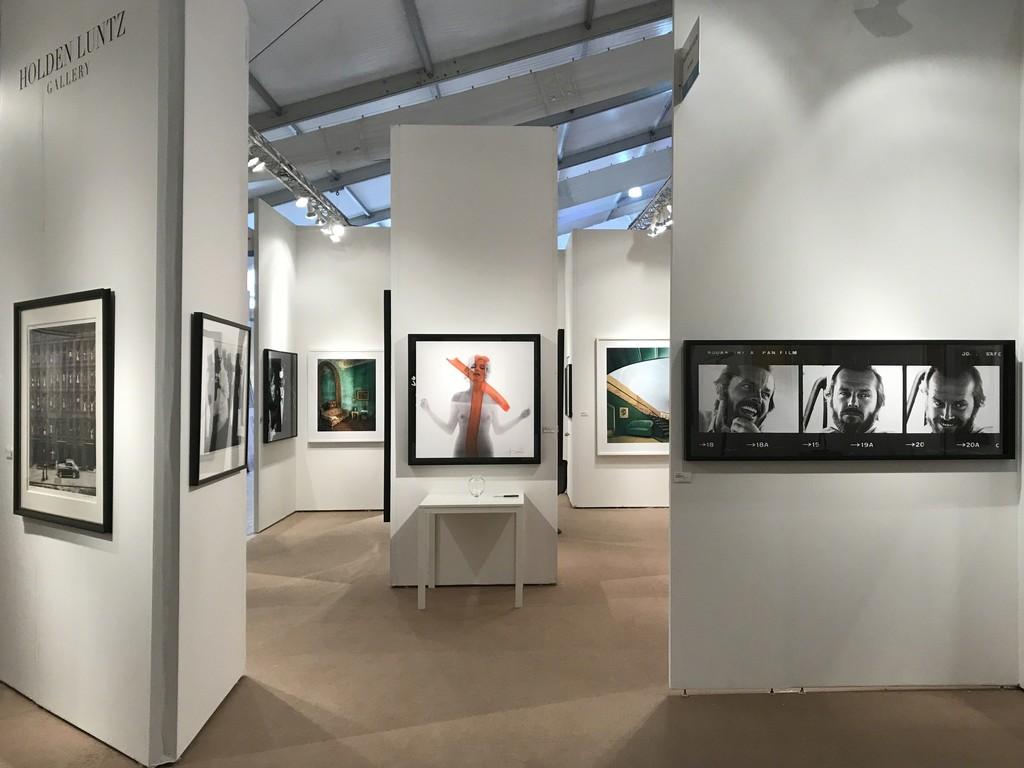 Holden Luntz Gallery, Palm Beach Modern + Contemporary 2019 Ormond Gigli, Frank Horvat, Bert Stern, Michael Eastman&  Harry Benson
