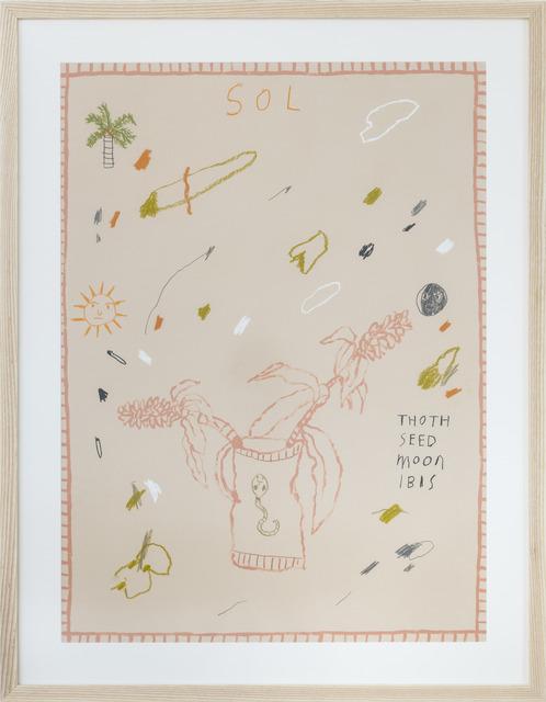 THE SUN COMES AT DAWN (SOLIS OCCASUM) | The Dot Project | Artsy