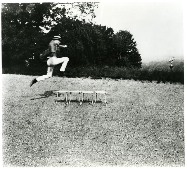Jacques Henri Lartigue, 'Oléo, Rouzat, ', 1908, Photography, Silver gelatin print, °CLAIRbyKahn Galerie