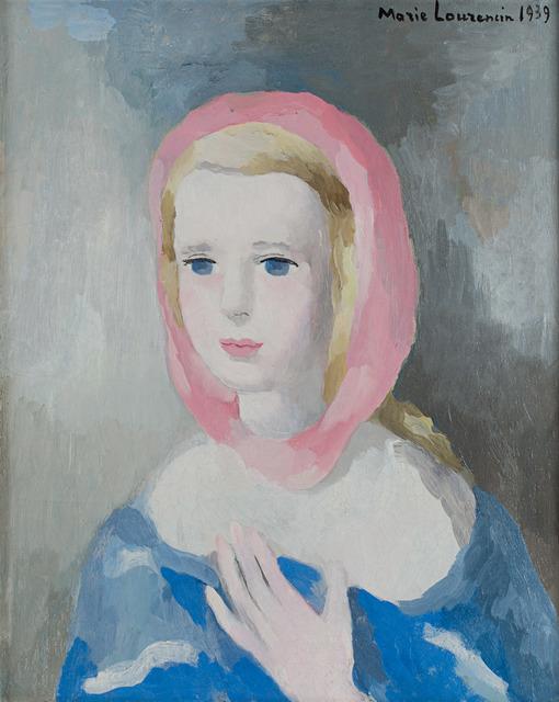 , 'Simone Moreau,' 1939, Rosenberg & Co.