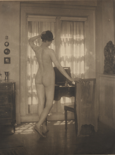 , 'Nude at Window, Pearl Regay,' 1924, Robert Mann Gallery