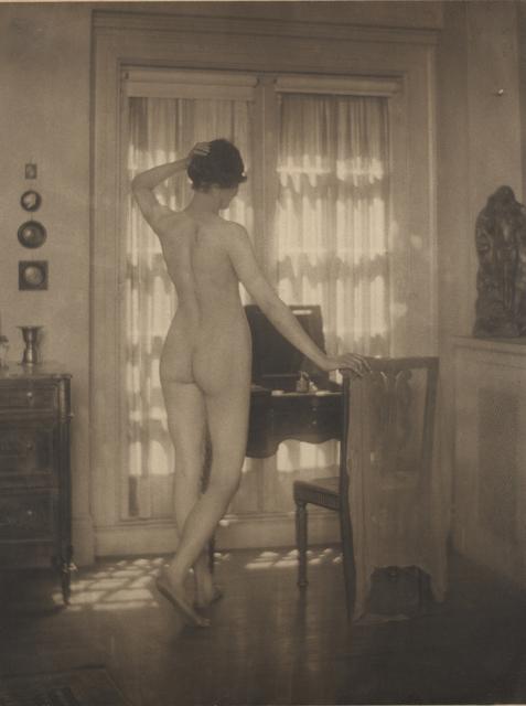 , 'Nude at Window, Pearl Regay,' 1924, Robert Mann Gallery