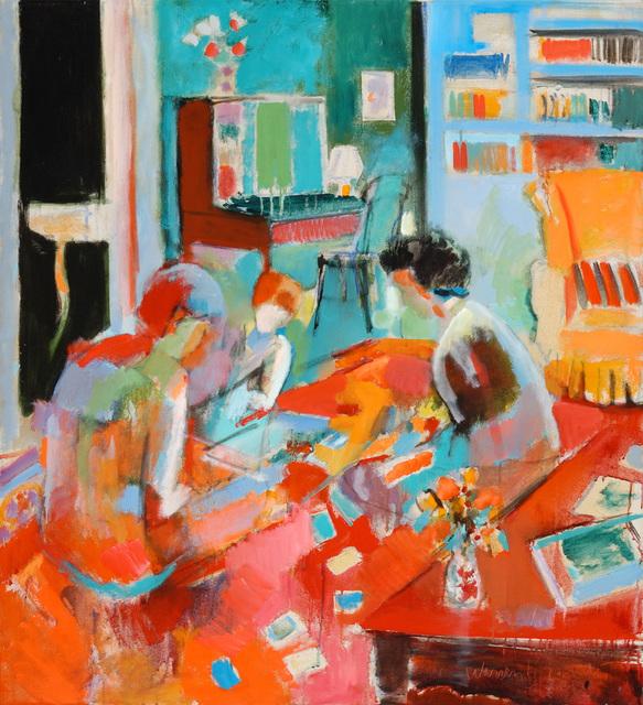 , 'Monopoly ,' 1964, Parrish Art Museum