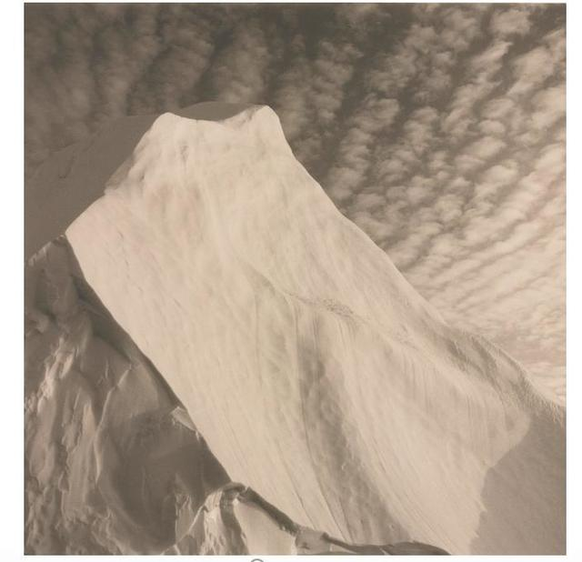 , 'Iceberg #4, Disko Bay, Greenland,' 1988, James Barron Art