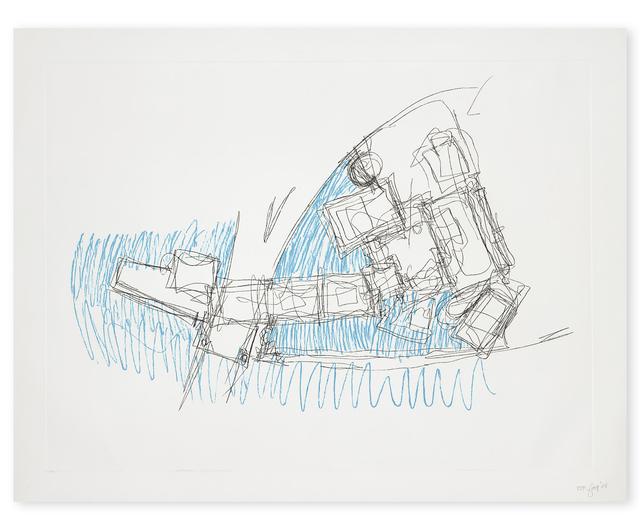 , 'Guggenheim Museum Bilbao,' 2009, Gemini G.E.L.