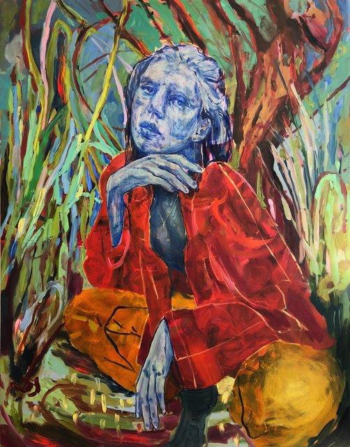 , 'Kayla ,' 2018, Linda Matney Gallery