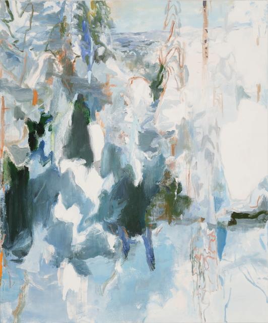 , 'Thrush,' 2018, DC Moore Gallery