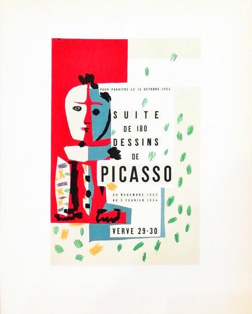 Pablo Picasso, 'Suite De 180 Dessins', 1959, Hidden