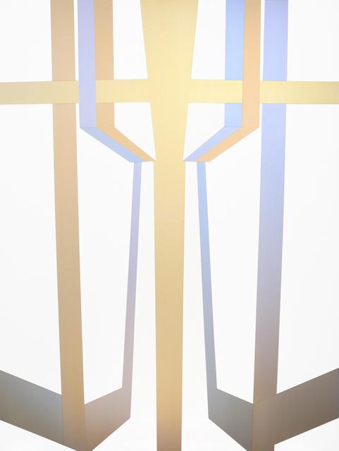 , 'Iridescent Complex,' 2015, Charles Nodrum Gallery