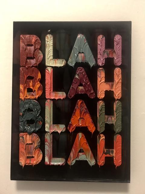 Mel Bochner, 'Blah Blah Blah', 2008, Dru Arstark Fine Art