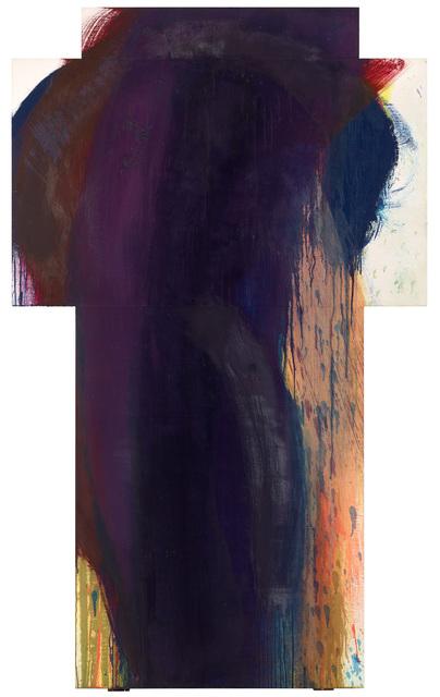 , 'Dunkle Figur,' 1990-1991, Setareh Gallery
