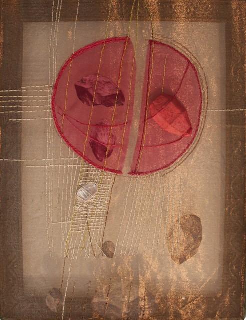 , 'Piedras ligeras II,' 2004, Galería Quetzalli