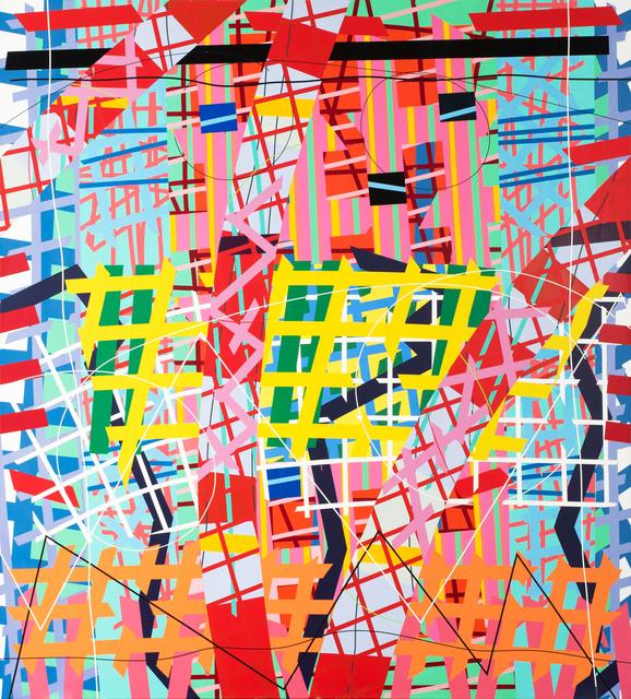 , 'Insta-Gator,' 1984, Allan Stone Projects