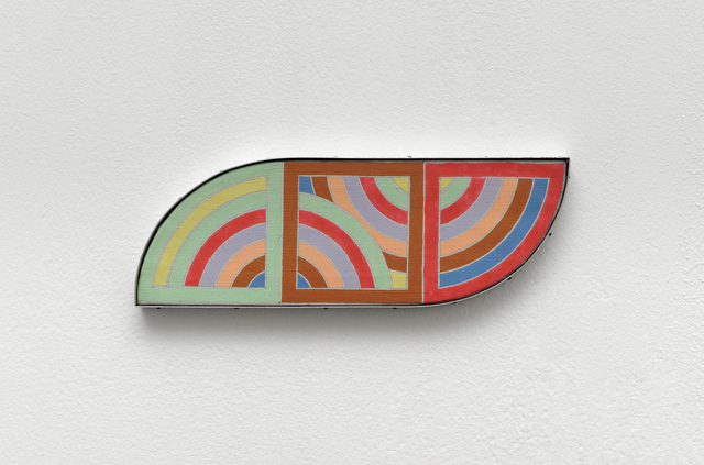, 'Frank Stella, Yazd II, 1968,' 1969, Galerie Mitterrand