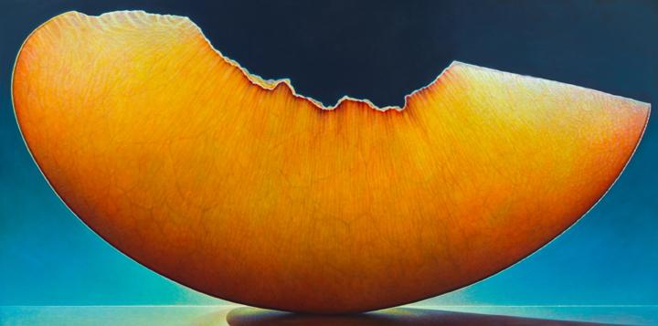 Peach Series #9