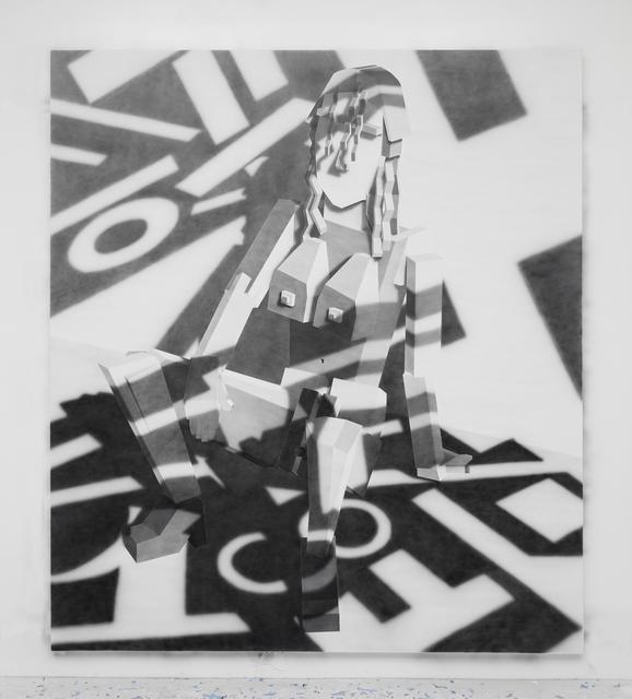 , 'Sad Woman Projecting Libidinal Thoughts,' 2014, Hammer Museum