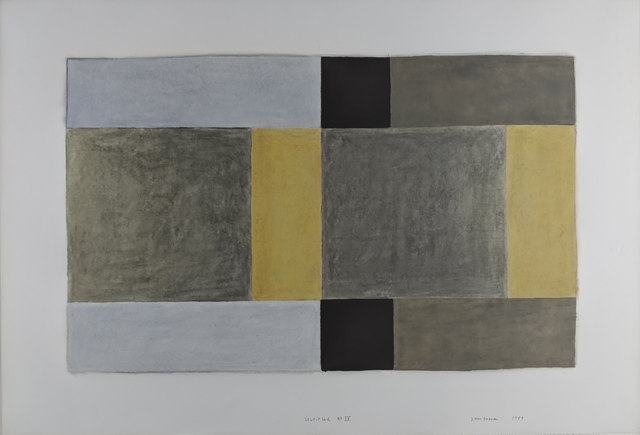 Jon Groom, 'Untitled #4', 1989, Drawing, Collage or other Work on Paper, Pastel on paper, Capsule Gallery Auction