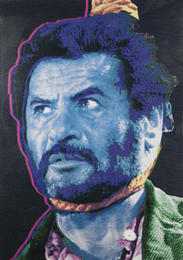 Portrait of Eli Wallach
