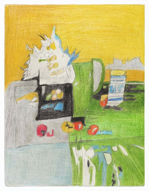 , 'Day Day Paint Still 52,' , Western Exhibitions