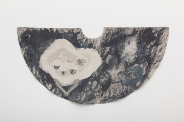 , 'Moon Tapestry,' 2016, Friedman Benda