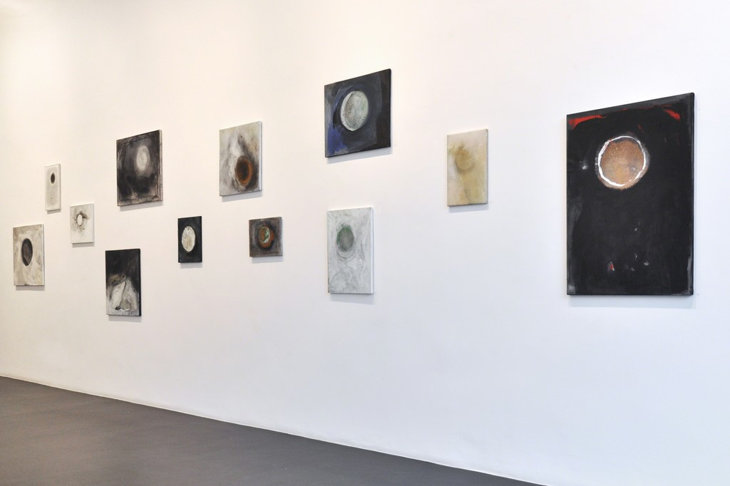 Luna/Mond, Exhibition view