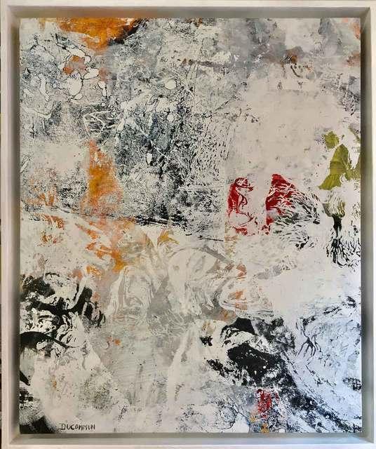 , 'Sensitive Water Mapping #125,' 2016, Gallery Elena Shchukina