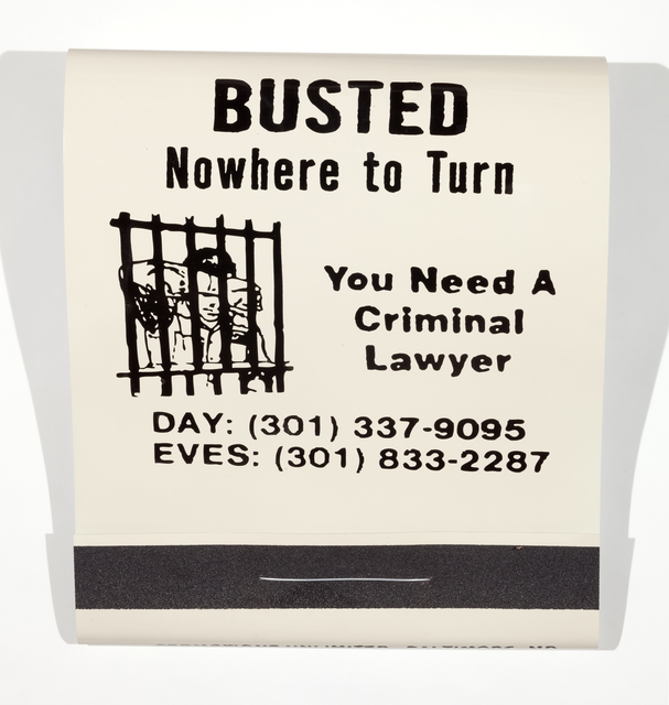 , 'Busted,' 2016, Jonathan Ferrara Gallery