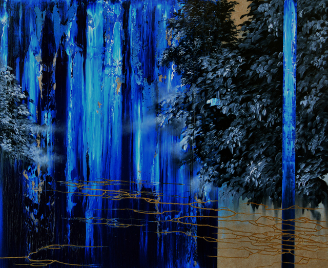 , 'g 8 27 d,' 2016, Massey Klein Gallery