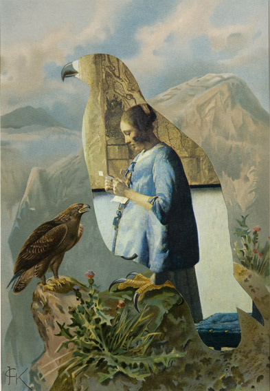 , 'Birds (Vermeer),' 1970, Pavel Zoubok Gallery