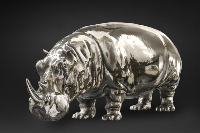, 'Petit Hippopotame Rhino,' , Mark Hachem Gallery