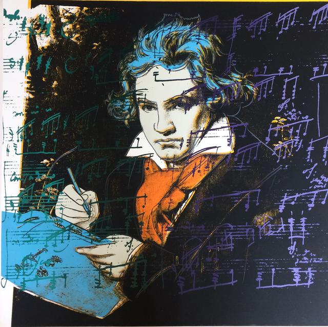, 'Beethoven TP,' 1987, Gormleys Fine Art