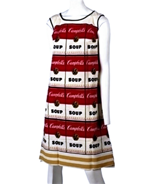 , 'The Souper Dress,' ca. 1969, Alpha 137 Gallery