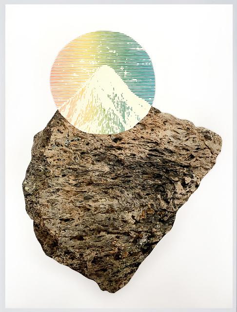 , 'separately/together (resolved #3),' 2019, Fraenkel Gallery