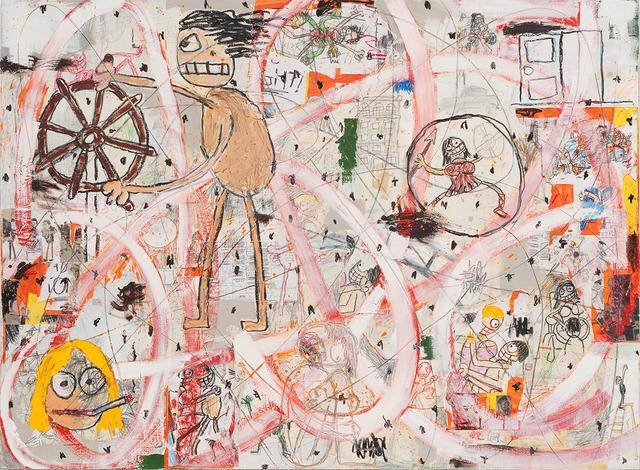, 'Pallas Athena,' 2013, Anna Zorina Gallery