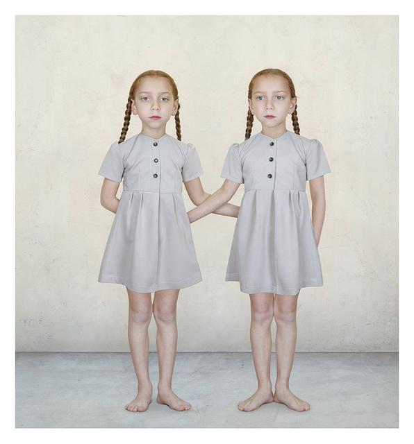 Loretta Lux, 'Sasha and Ruby 4', 2008, Yossi Milo Gallery
