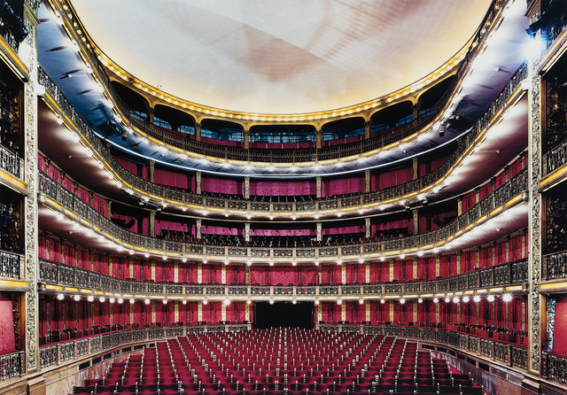 Candida Höfer, 'Teatro Cervantes Buenos Aires I', 2006, Phillips