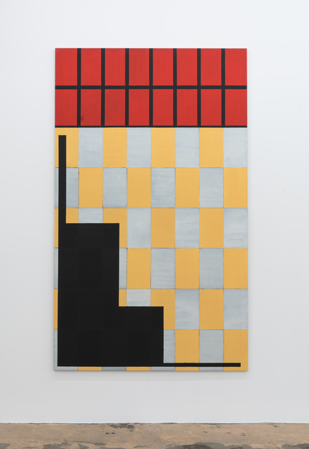 Joshua Abelow, 'Untitled', 2017, Nina Johnson