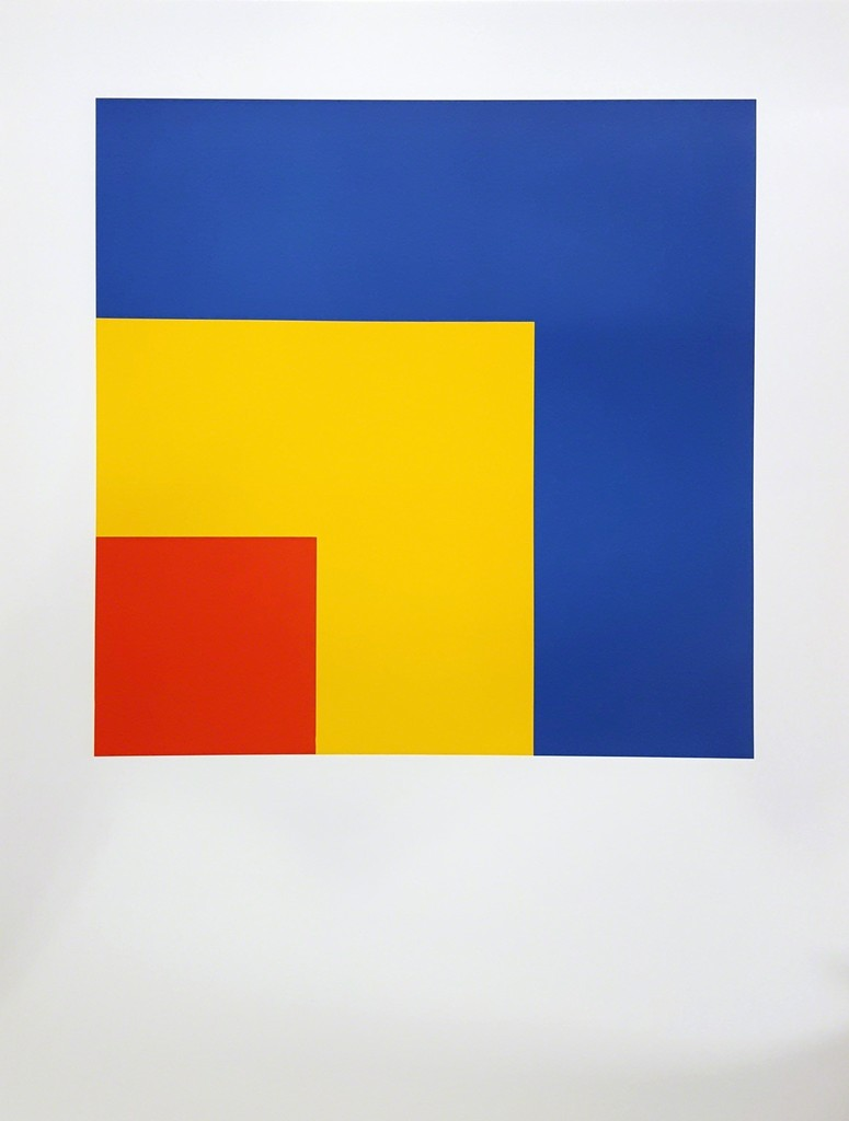 Ellsworth Kelly   Red, Yellow, Blue (2005)   Available for Sale   Artsy