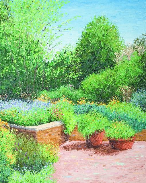 , 'Side Garden,' 2010, ACS GALLERY