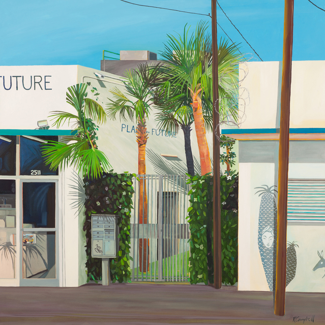 , 'Plant the Future,' 2015, ZINC contemporary