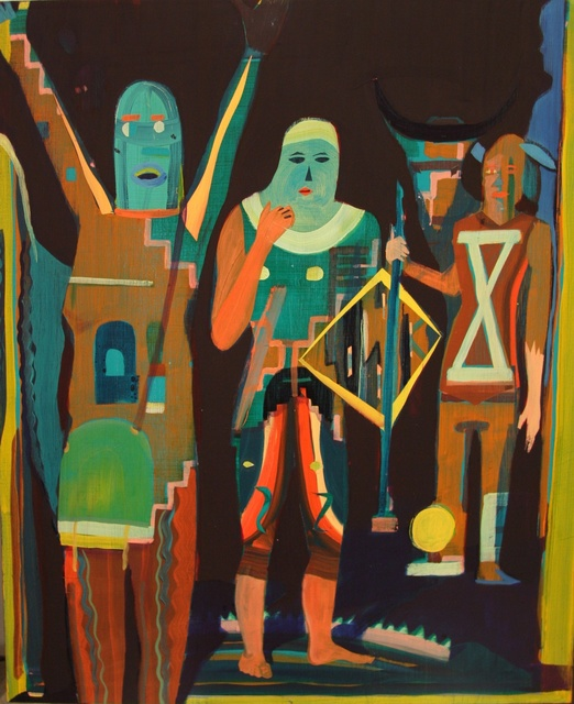 , 'Desert Still Life Spirits,' 2016, Victoria Miro