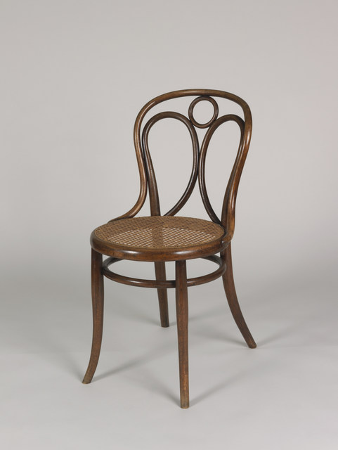 """Thonet Brothers, 'Side Chair, """"production No. 19""""', ca. 1860, Cooper Hewitt, Smithsonian Design Museum"""
