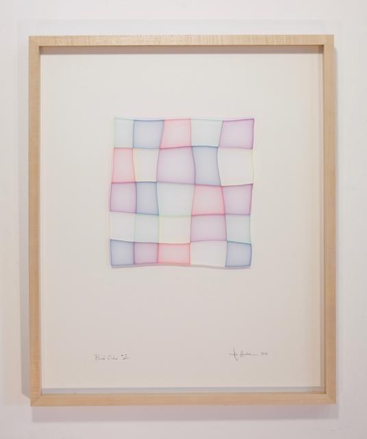 """, '""""Fluid Order *2"""",' 2017, Galerie Dutko"""