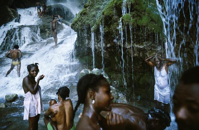 , 'Saut D'eau pilgrimage. Haiti. ,' 1987, Magnum Photos