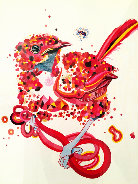 , 'Eastern Predator,' 2015, Jenn Singer Gallery