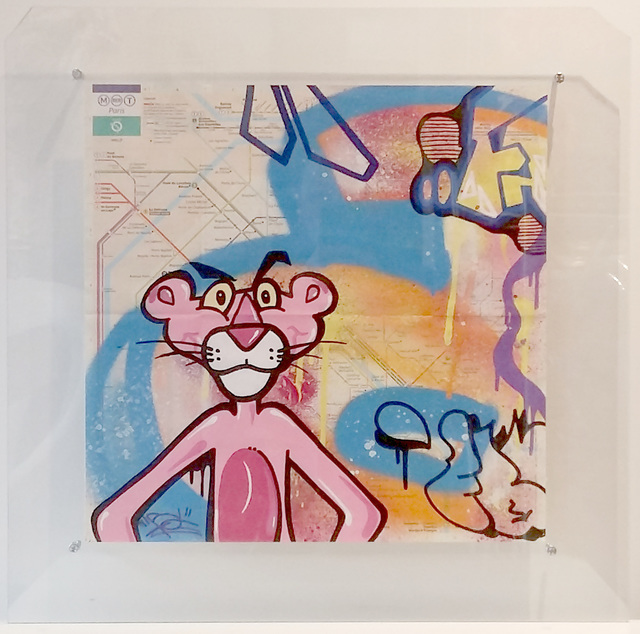 , 'Pink Panther,' 2016, Art Life Gallery